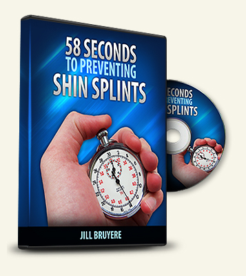 Video: 58 Secons to Prevent Shin Splints